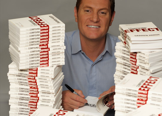 darren hardy, the compound effect, personal development, personal growth