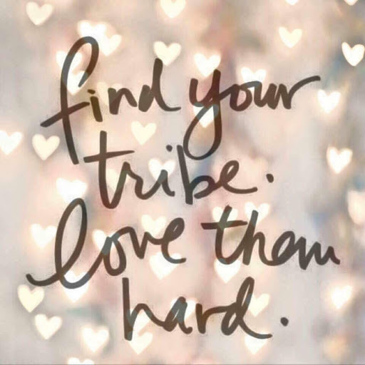 find your tribe image
